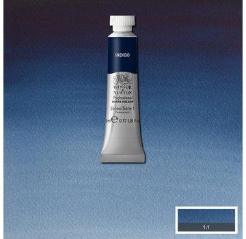 Winsor & Newton W&N pro. aquarelverf tube 5ml Indigo