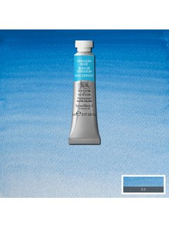 Winsor & Newton W&N pro. aquarelverf tube 5ml Cerulean Blue