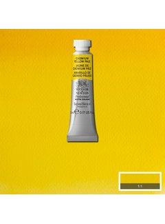 Winsor & Newton W&N pro. aquarelverf tube 5ml Cadmium Yellow Pale