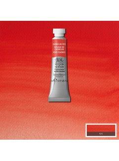 Winsor & Newton W&N pro. aquarelverf tube 5ml Cadmium Red