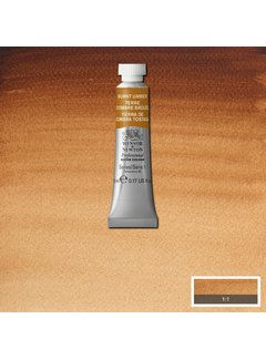 Winsor & Newton W&N pro. aquarelverf tube 5ml Burnt Umber