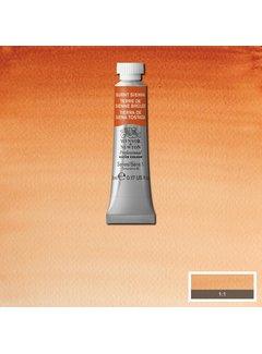 Winsor & Newton W&N pro. aquarelverf tube 5ml Burnt Sienna