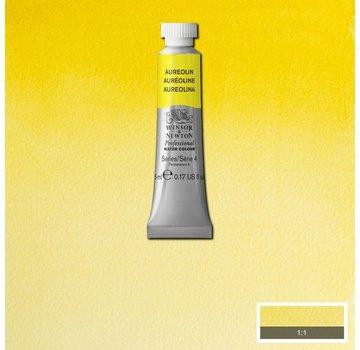 Winsor & Newton W&N pro. aquarelverf tube 5ml Aureolin