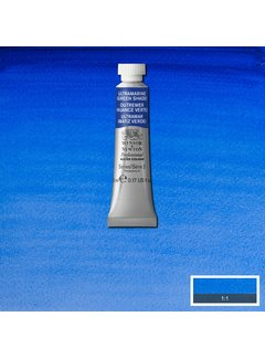 Winsor & Newton W&N pro. aquarelverf tube 5ml Ultramarine (Green shade)
