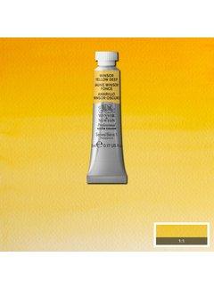 Winsor & Newton W&N pro. aquarelverf tube 5ml Winsor Yellow Deep