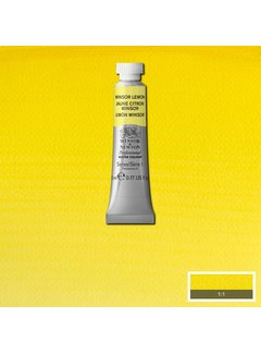 Winsor & Newton W&N pro. aquarelverf tube 5ml Winsor Lemon