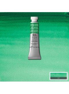 Winsor & Newton W&N pro. aquarelverf tube 5ml Winsor Green (Yellow shade)