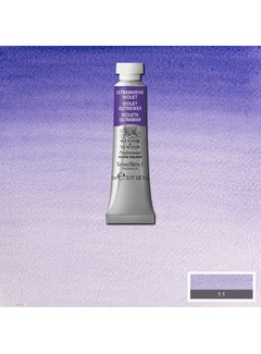 Winsor & Newton W&N pro. aquarelverf tube 5ml Ultramarine Violet