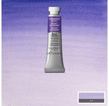 Winsor & Newton W&N pro. aquarelverf tube 5ml Ultramarine Violet