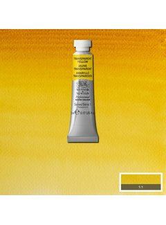 Winsor & Newton W&N pro. aquarelverf tube 5ml Transparent Yellow