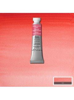 Winsor & Newton W&N pro. aquarelverf tube 5ml Quinacridone Red