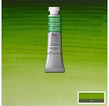 Winsor & Newton W&N pro. aquarelverf tube 5ml Permanent Sap Green