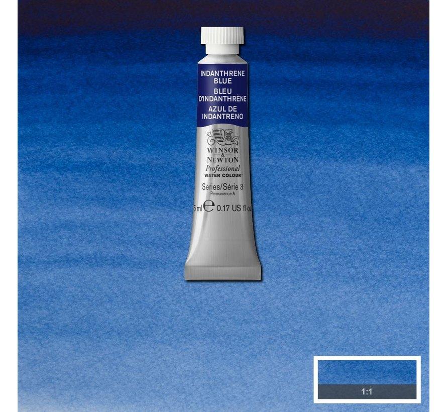 W&N pro. aquarelverf tube 5ml Indanthrene Blue