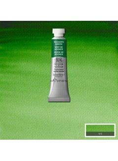 Winsor & Newton W&N pro. aquarelverf tube 5ml Hookers Green