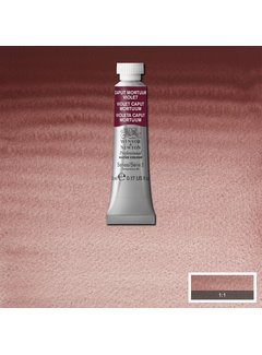 Winsor & Newton W&N pro. aquarelverf tube 5ml Caput Mortuum Violet