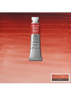 Winsor & Newton W&N pro. aquarelverf tube 5ml Brown Madder