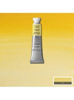Winsor & Newton W&N pro. aquarelverf tube 5ml Turners Yellow