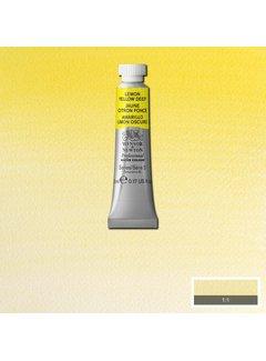 Winsor & Newton W&N pro. aquarelverf tube 5ml Lemon Yellow Deep