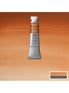 Winsor & Newton W&N pro. aquarelverf tube 5ml Magnesium Brown