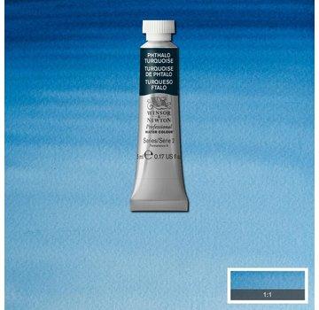 Winsor & Newton W&N pro. aquarelverf tube 5ml Phthalo Turquoise
