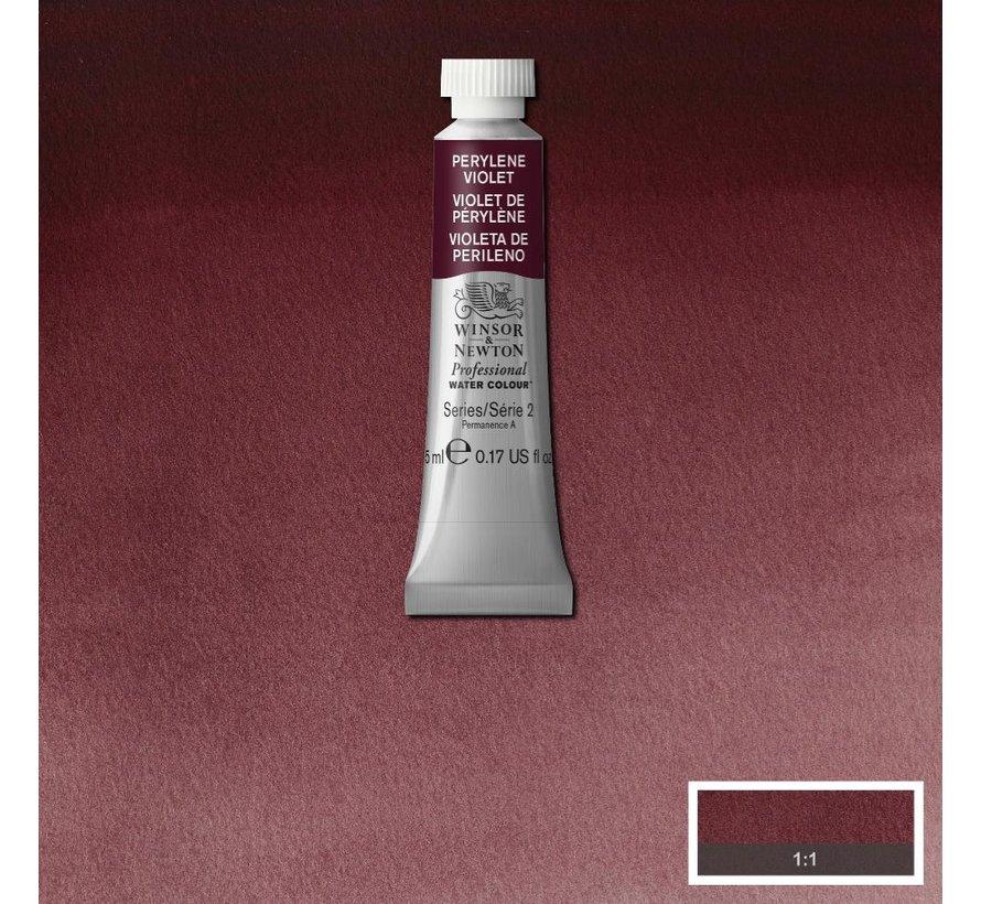 W&N pro. aquarelverf tube 5ml Perylene Violet