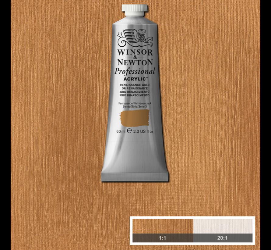 Professional acrylverf 60ml Renaissance Gold