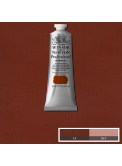 Winsor & Newton Professional acrylverf 60ml Red Deep Iron Oxide
