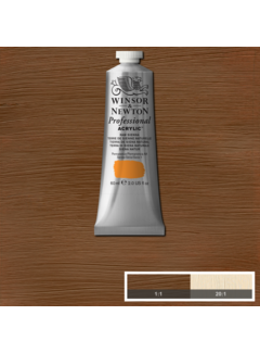 Winsor & Newton Professional acrylverf 60ml Raw Sienna