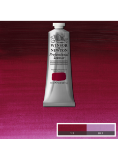 Winsor & Newton Professional acrylverf 60ml Quinacridone Magenta