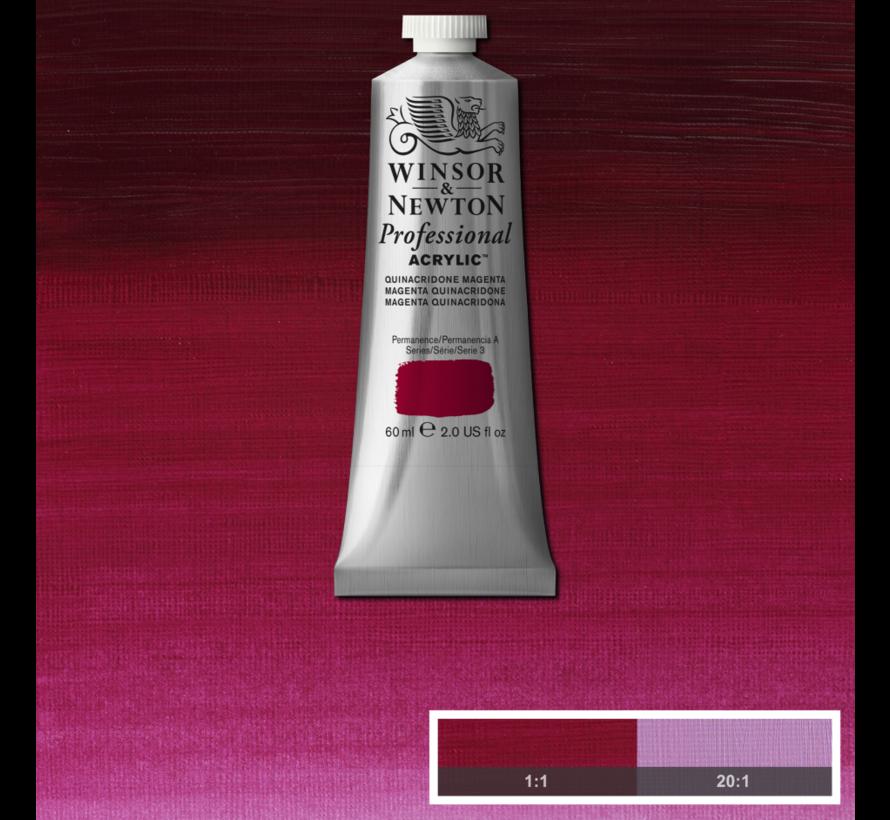 Professional acrylverf 60ml Quinacridone Magenta