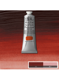Winsor & Newton Professional acrylverf 60ml Quinacridone Burnt Orange
