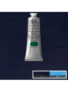 Winsor & Newton Professional acrylverf 60ml Phthalo Blue (Green shade)