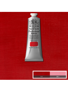 Winsor & Newton Professional acrylverf 60ml Naphthol Red Deep Light