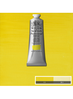 Winsor & Newton Professional acrylverf 60ml Lemon Yellow