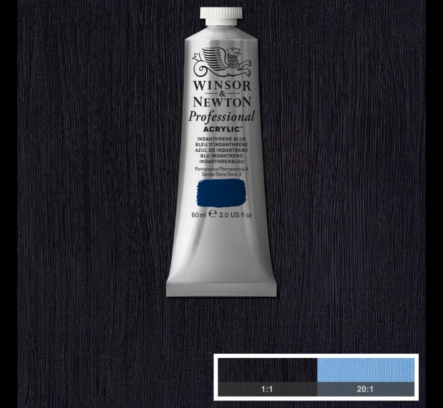 Professional acrylverf 60ml Indanthrene Blue