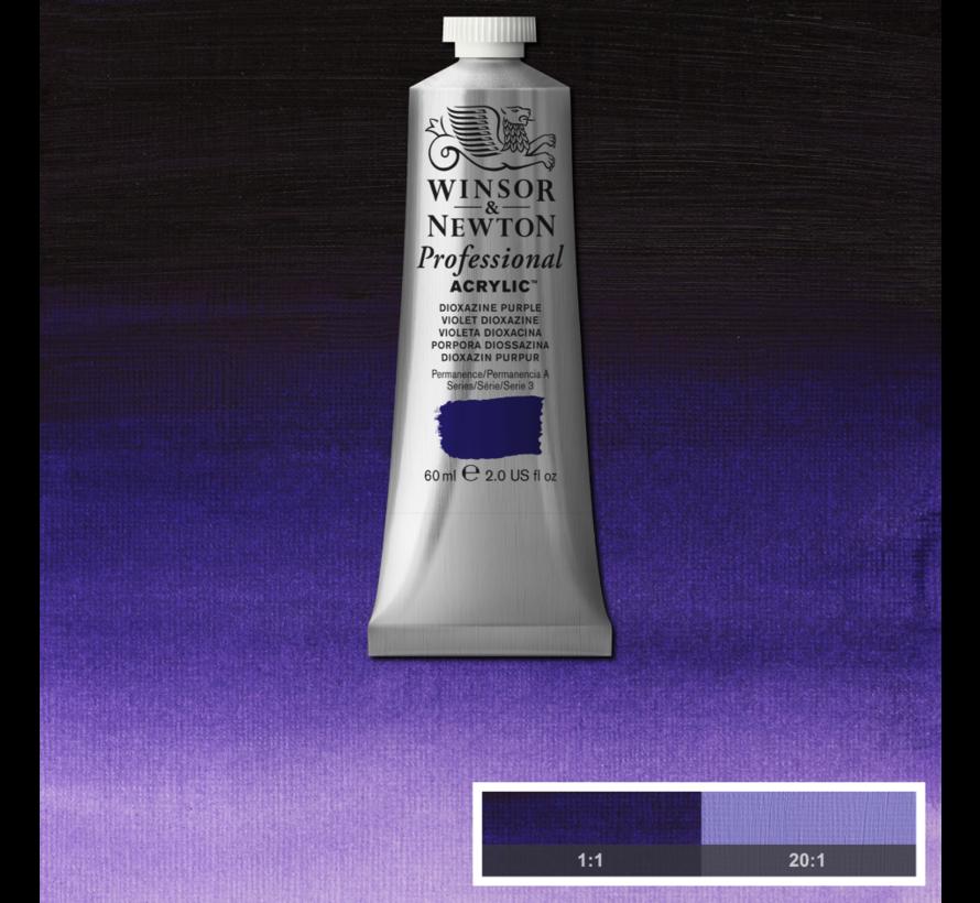 Professional acrylverf 60ml Dioxazine Purple