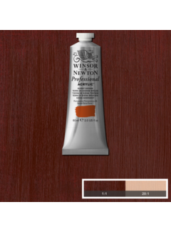 Winsor & Newton Professional acrylverf 60ml Burnt Sienna