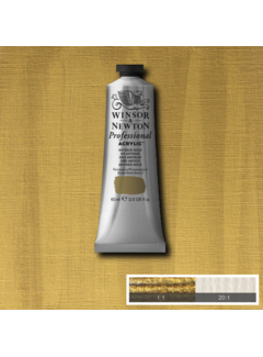 Winsor & Newton Professional acrylverf 60ml Antique Gold