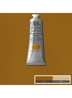 Winsor & Newton Professional acrylverf 60ml Yellow Iron Oxide