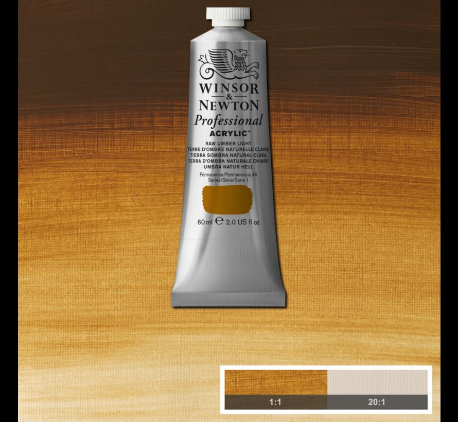 Professional acrylverf 60ml Raw Umber Light