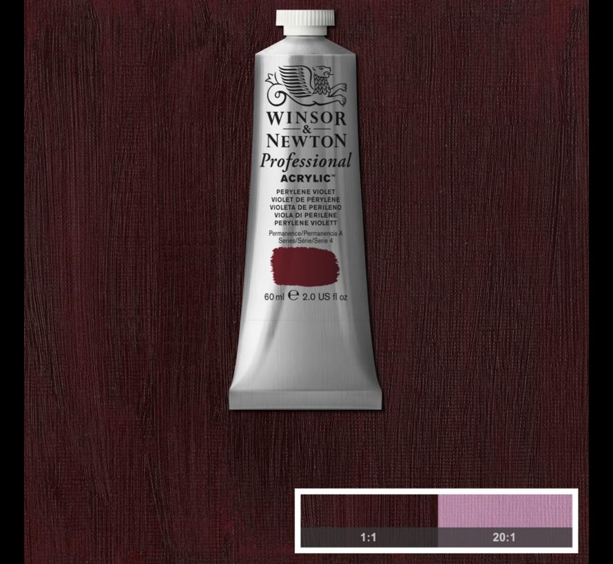 Professional acrylverf 60ml Perylene Violet