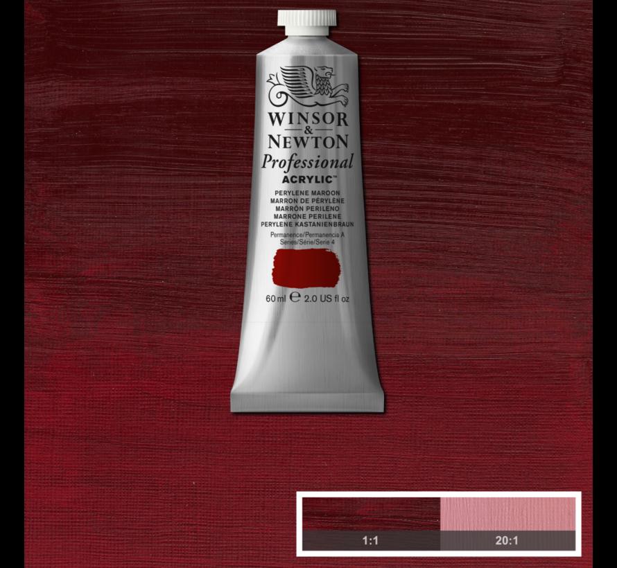 Professional acrylverf 60ml Perylene Maroon
