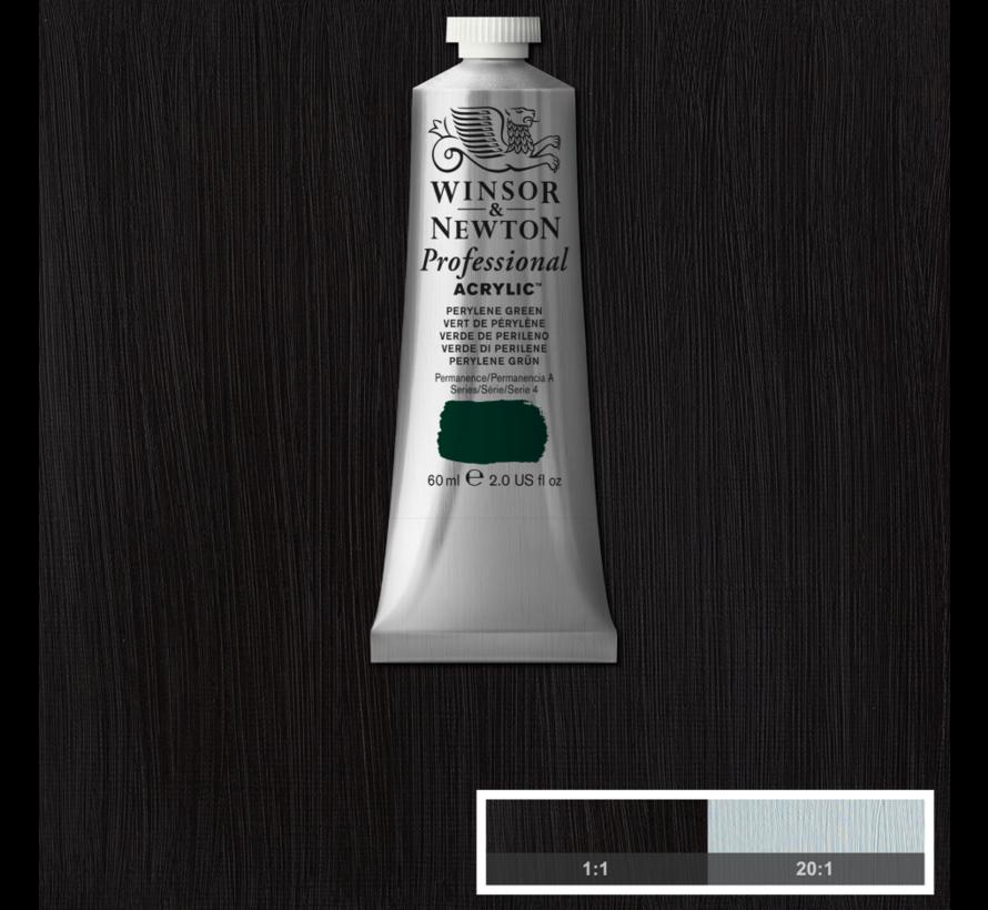 Professional acrylverf 60ml Perylene Green