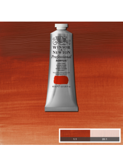 Winsor & Newton Professional acrylverf 60ml Light Red
