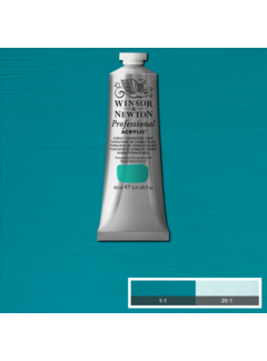 Winsor & Newton Professional acrylverf 60ml Cobalt Turquoise Light