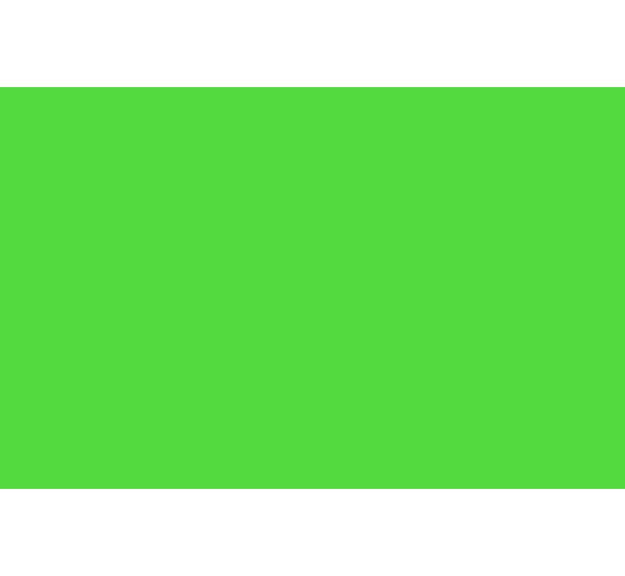 Acrylverf spuitbus 400ml Fluorescent Green