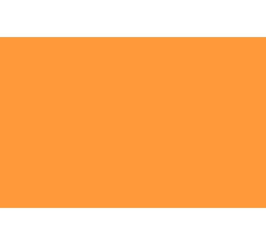 Acrylverf spuitbus 400ml Fluorescent Orange