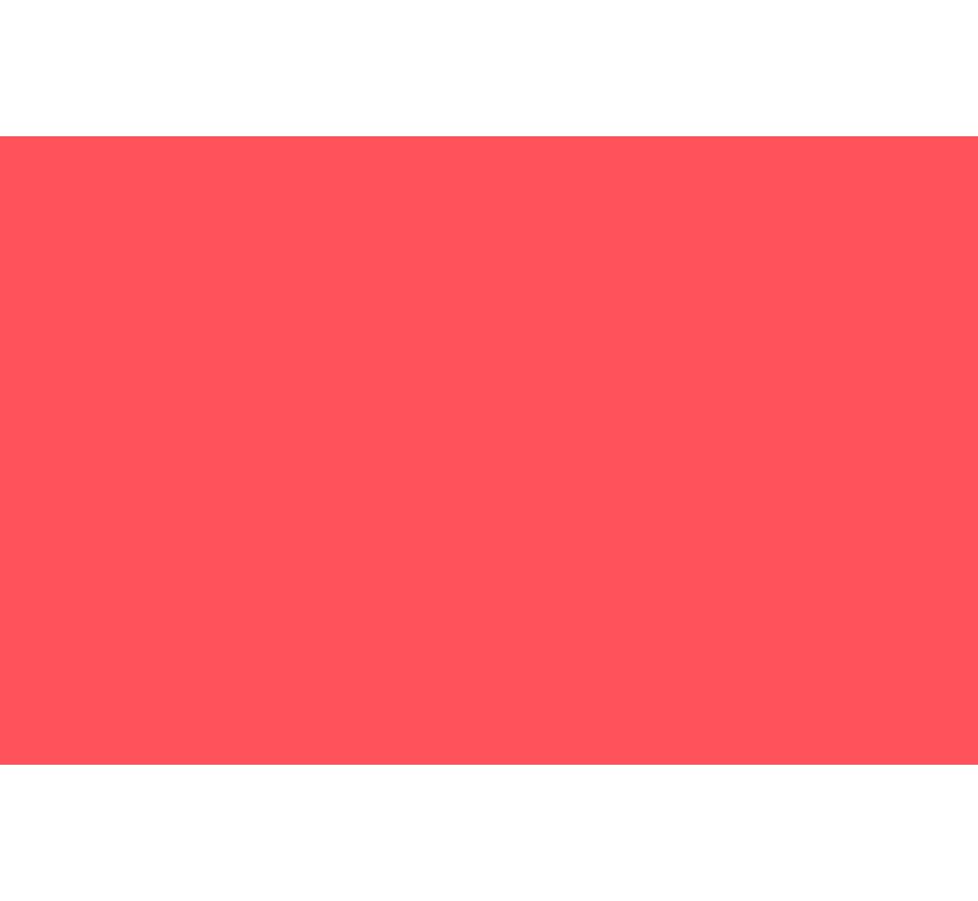 Acrylverf spuitbus 400ml Fluorescent Red