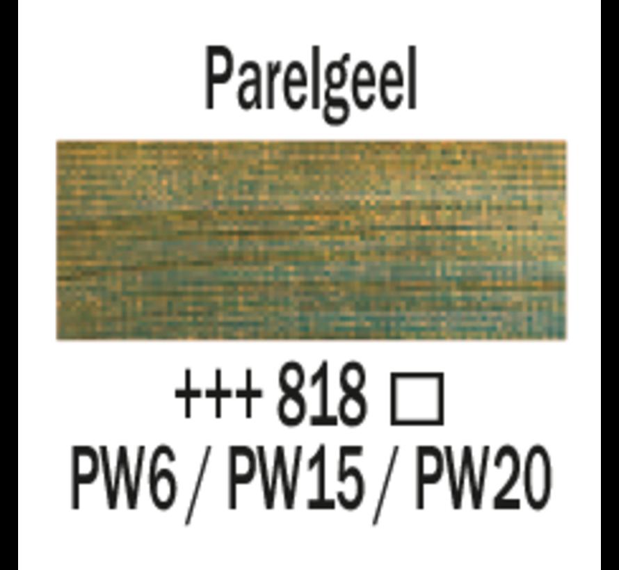 Amsterdam acrylverf 120ml standard 818 Parelgeel