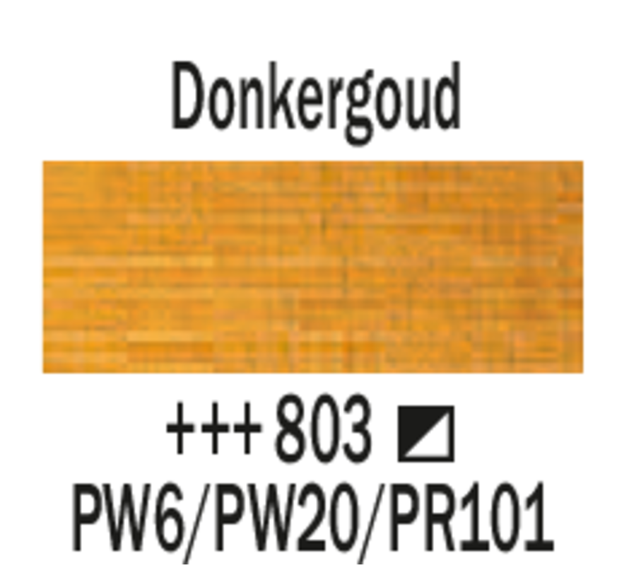 Amsterdam acrylverf 120ml standard 803 donkergoud